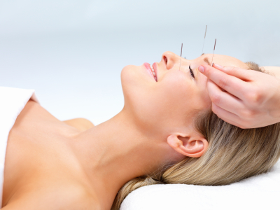 Acupuncture therapy – alternative medicine