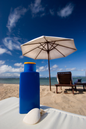 umbrella-lotion-sand