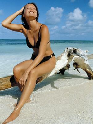 woman_beach