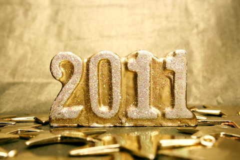 2011 new year