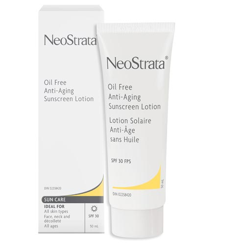 neostrata oil free antiaging sunscreen