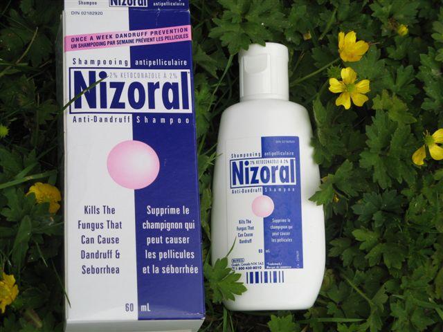 nizoral in buttercups