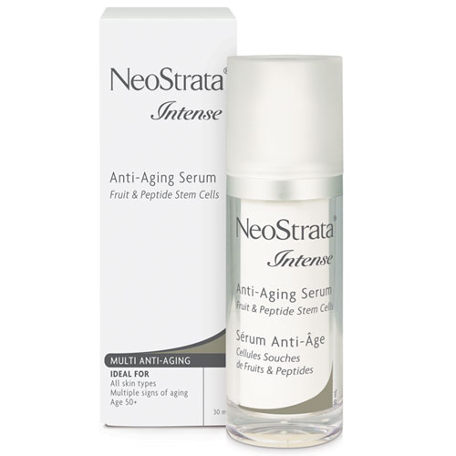 neostrata anti-aging serum fruit peptide