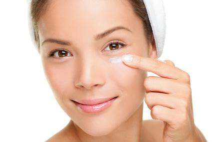 cream under eye
