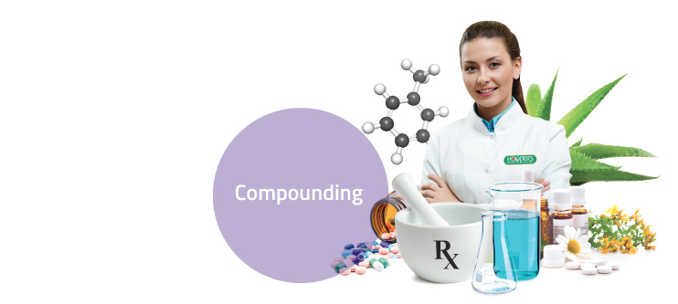 Compounding Pharmacist