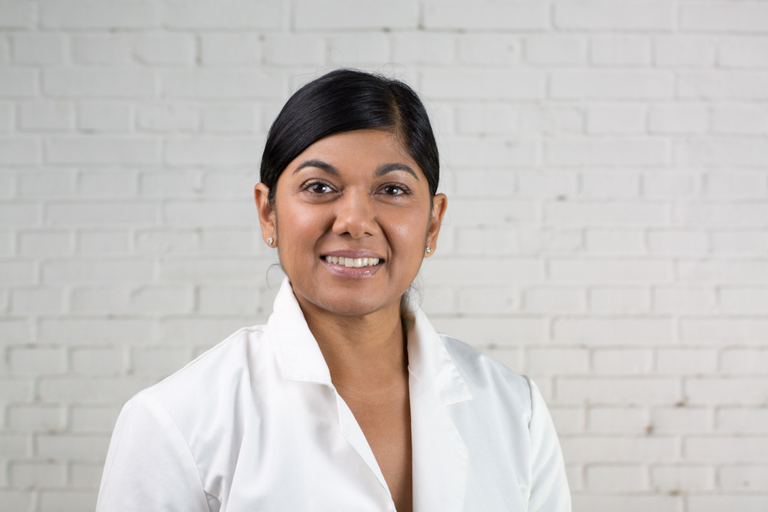 Sharmani Pillay< Pharmacist and Founder, Apothekari Dermaceuticals