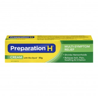 Preparation H Cream with Biodyne