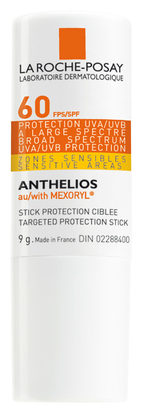 Anthelios XL SPF 60 Targeted Stick Protection