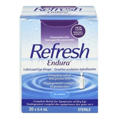 Refresh Endura Eye Drops