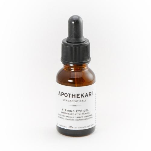 Apothekari Firming Eye Gel Antioxidant