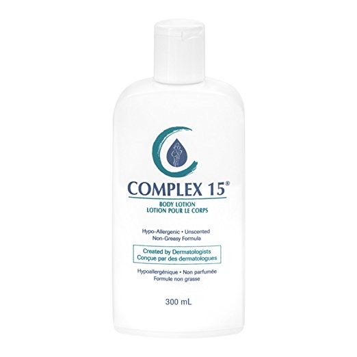 Complex 15 Body Lotion
