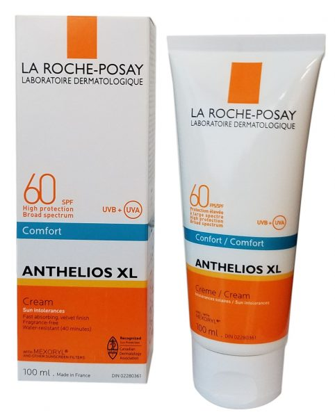 Anthelios XL SPF 60 Melt-In Cream