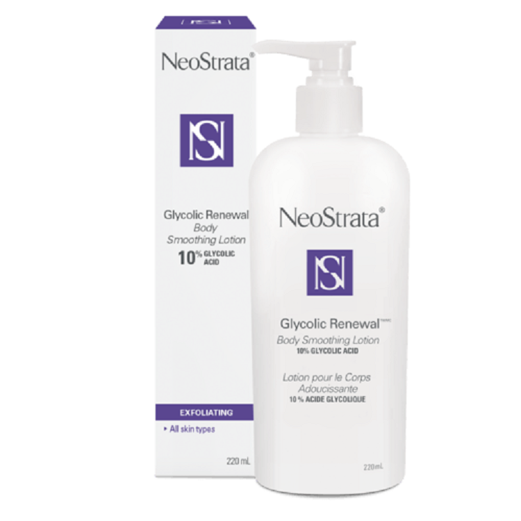 Neostrata Body Smoothing Lotion 10 Glycolic 220ml 7 4 Oz