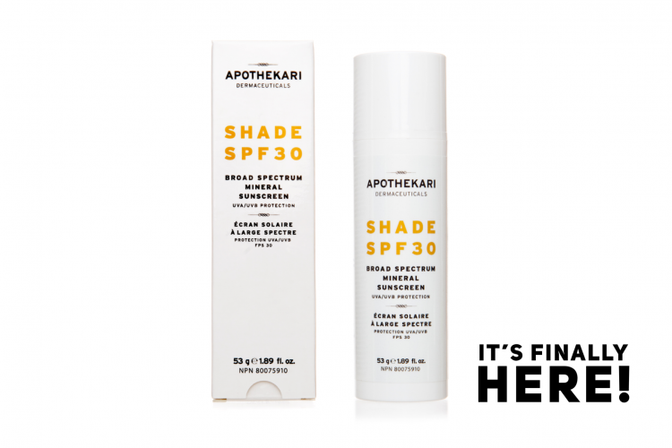 Shade SPF 30 Launch1