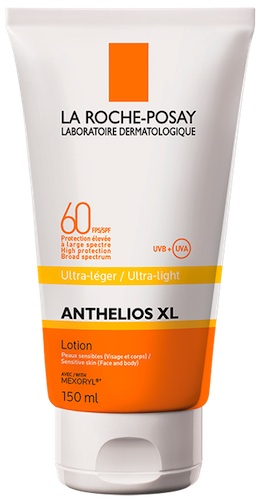anthelios ultra light lotion 150ml