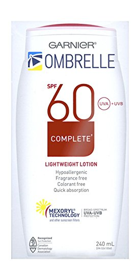 Ombrelle Complete Lotion SPF 60 Sunscreen