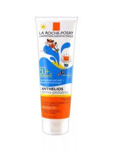 Anthelios Dermo Pediatrics Wet Skin Gel Lotion SPF 50+