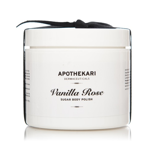 Apothekari Vanilla Rose Sugar Body Polish