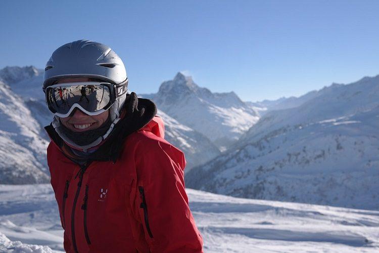 Happy Skier Pixabay