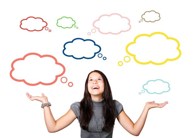woman thinking pixabay