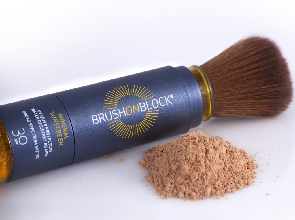 Brush on Block SPF 30 Translucent Mineral Sunscreen with Zinc Oxide