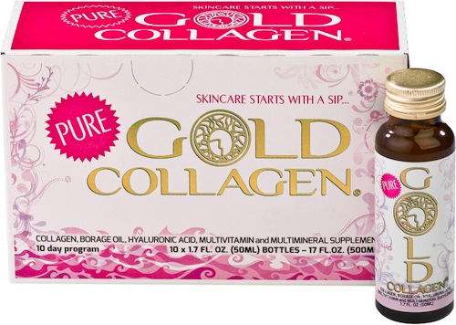 Pure Gold Collagen x 10 Box