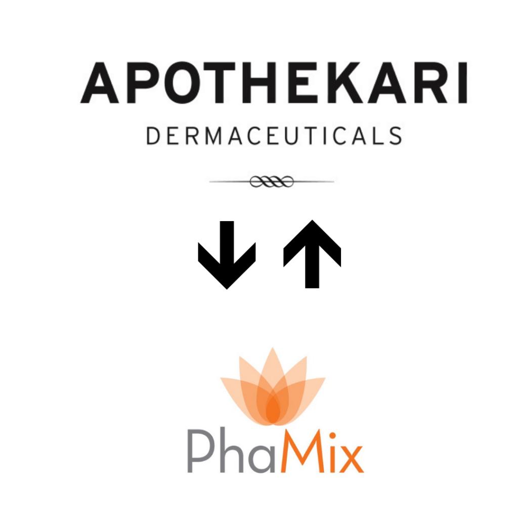 Apothekari to PhaMix