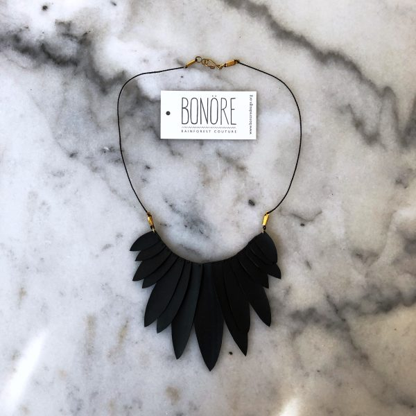 Bonore Feather Necklace